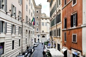 Case al centro di Roma