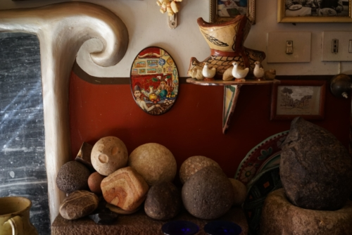 Arte dell' Abitare – Realizzazione  di un Progetto dell' Artista Ubaldo  Mancini - Foto Monica Frtz